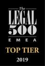 Legal 500 Top Tier 2016